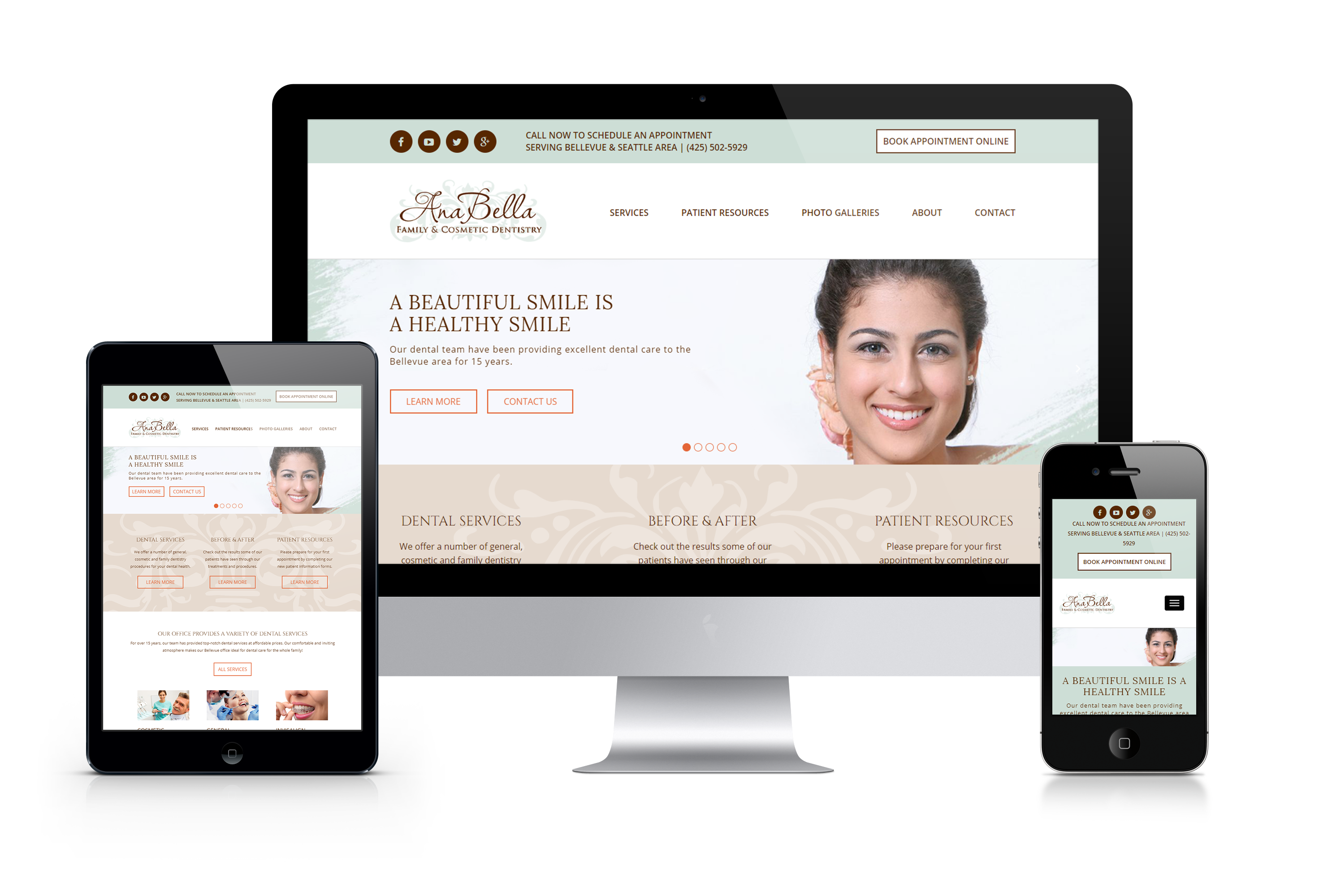 Anabella Dental Website