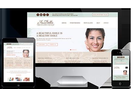Anabella Dentistry Marketing Portfolio